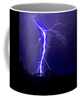 Nature's Light Show Coffee Mug