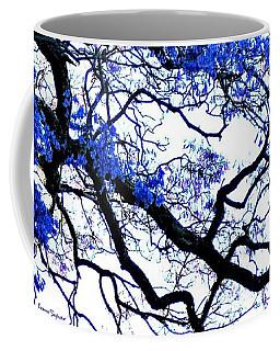 Natures Lines Coffee Mug