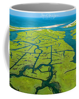 Natures Lines Coffee Mug