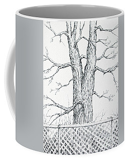 Nature's Lines Coffee Mug