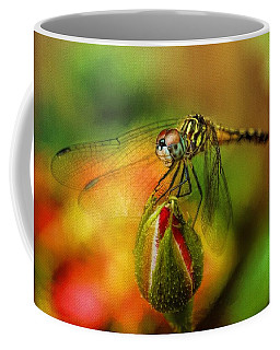 Coffee Mug featuring the photograph Nature's Little Creatures by Ola Allen