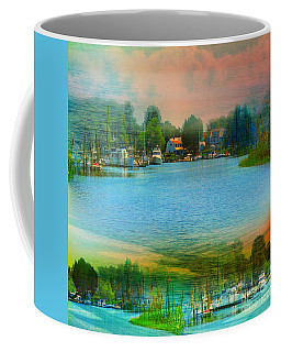 Nature's Magical Sunsets Coffee Mug