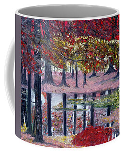 Natures Painting Coffee Mug