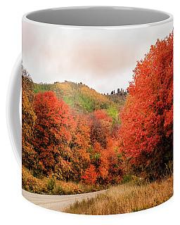 Nature's Palette Coffee Mug