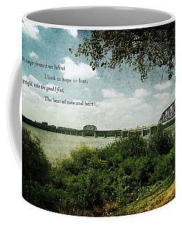 Natures Poetry Coffee Mug