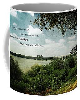 Natures Poetry Coffee Mug