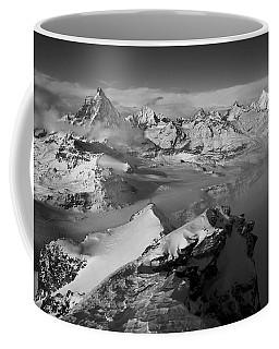Natures Pyramids Coffee Mug