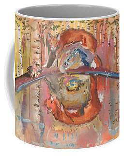 Nature's Reflection Coffee Mug