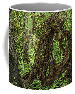 Nature's Sculpture Coffee Mug