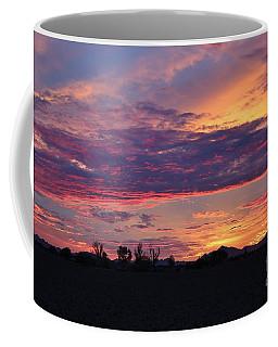 Natures Show Coffee Mug by Sheila Ping