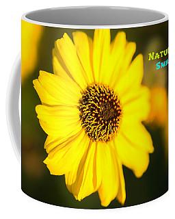 Nature's Smile  Coffee Mug