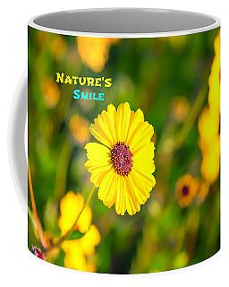 Nature's Smile Series Coffee Mug