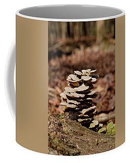Nature's Stack Coffee Mug