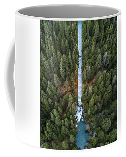 Natures Waterslide  Coffee Mug