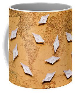 Nautical Adventure Coffee Mug