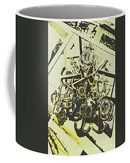Nautical And Maritime Anchors Coffee Mug