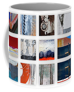 Freighter Coffee Mugs