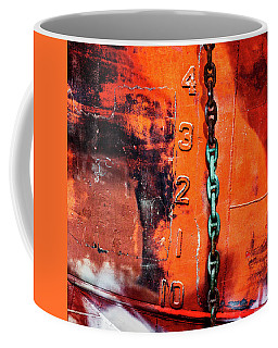 Rusty Chain Coffee Mugs