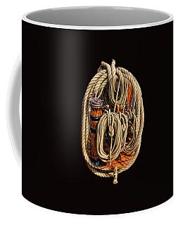 Nautical Knots 16 Coffee Mug