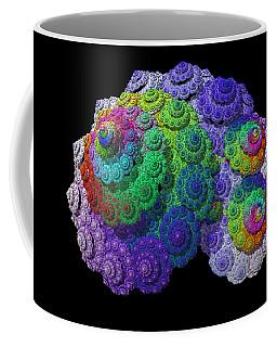 Nautical Love Spiral  Coffee Mug