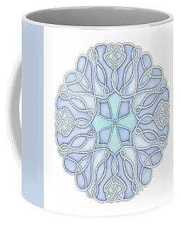 Nautical Mandala 5 Coffee Mug