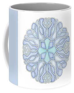 Nautical Mandala 5 Coffee Mug