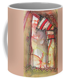 Nautical Mystery Coffee Mug by Sandra Church