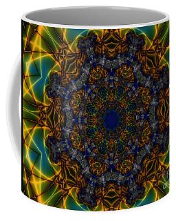 Nautical Wheel Coffee Mug