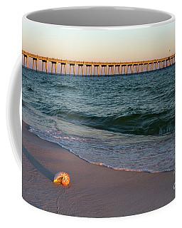 Nautilus And Pier Coffee Mug