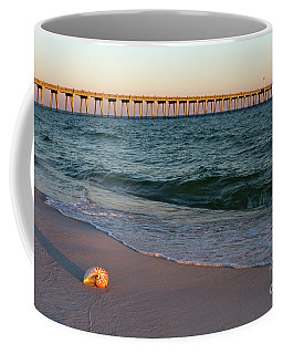 Nautilus And Pier Coffee Mug
