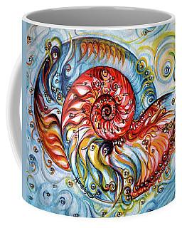 Nautilus Shell - Ocean Coffee Mug