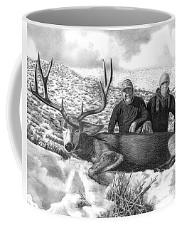 Navada Hunt 2015 Coffee Mug by Peter Piatt