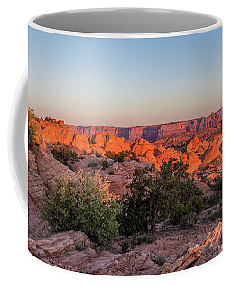 Navajo Land Morning Splendor Coffee Mug