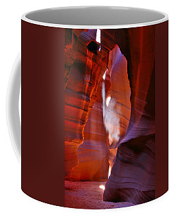 Navajo Spirit Coffee Mug by Scott Mahon