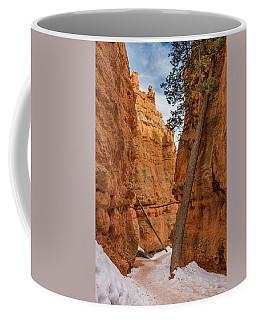 Navajo Trail Tree Coffee Mug