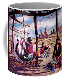 Navajo Weavers Coffee Mug