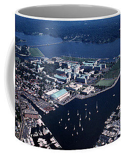 Naval Academy Coffee Mug by Skip Willits