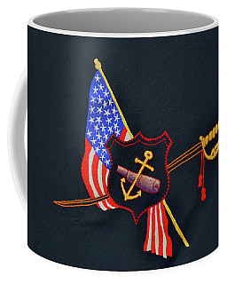 Naval Art Design Coffee Mug