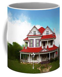 Navasota 3 Coffee Mug by Elena Nosyreva