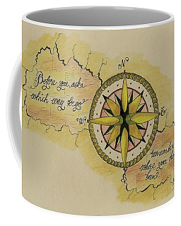 Navigate Home Coffee Mug