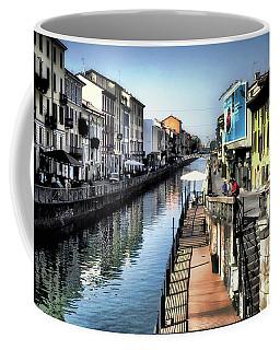 Navigli Milano Coffee Mug