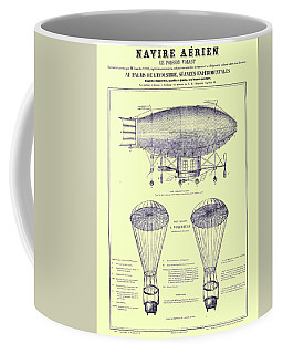 Navire Aerien Coffee Mug
