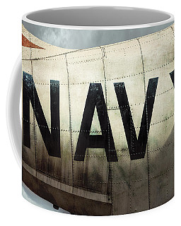 Navy - Kaman K-16b Experimental Aircraft Coffee Mug