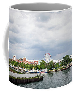 Navy Pier In Chicago Coffee Mug