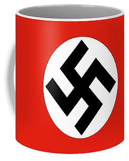 Nazi Flag 1920-1945 Coffee Mug