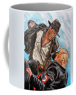 Nazis. I Hate Those Guys. Coffee Mug
