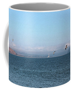 Near Cayucos IIi Coffee Mug