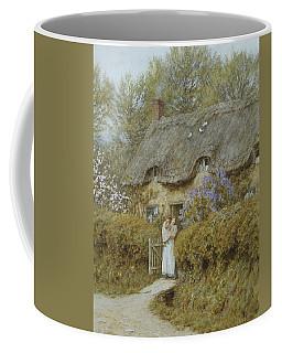 Near Freshwater Isle Of Wight Coffee Mug