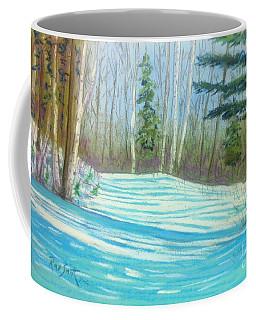 Near Hubbards Coffee Mug by Rae  Smith  PAC