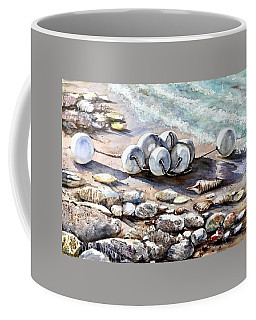 Near The Beach Coffee Mug